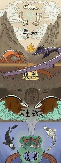 Avatar: The Last Airbender / The Legend of Korra: Trending Images Gallery (List View) & Know Your Meme Source by constantinowinchester Avatar Airbender, Avatar Aang, Avatar Legend Of Aang, Team Avatar, Aang The Last Airbender, Avatar Fan Art, Zuko And Katara, The Legend Of Korra, Avatar Series