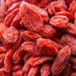 Bayas de goji beneficios antioxidantes