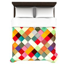 FREE SHIPPING! Shop Wayfair for KESS InHouse Pass This On by Danny Ivan Light Duvet Cover - Great Deals on all Bed & Bath products with the best selection to choose from!