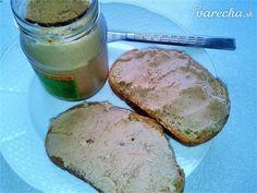 Domáca paštéta z kuracích pečienok (fotorecept) - recept | Varecha.sk Ale, Ale Beer, Ales, Beer