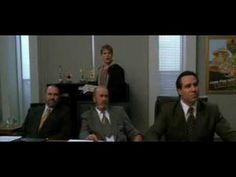 Matt Damon kicking arse Kevin Smith's Dogma Boardroom Scene