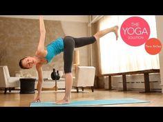 Hardcore Flow Routine | Advanced Yoga With Tara Stiles