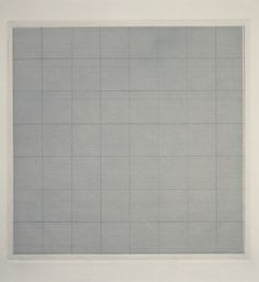 pencil drawing on aquatint ground, x cm x cm), © 1961 Agnes Martin /Artists Rights Society (ARS), New York Action Painting, Love Painting, Agnes Martin, Abstract Painters, High Art, Easy Paintings, Minimalist Art, Sculpture Art, Modern Contemporary