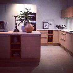 HTH Kitchen Model Athena white oak