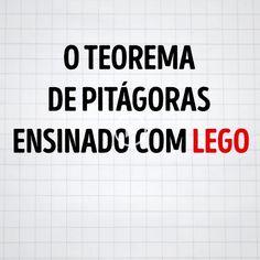 El Teorema de Pitágoras explicado con LEGO