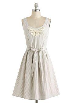 Pastoral Promenade Dress, #ModCloth