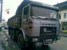 Roman Bus, Classic Trucks, Eastern Europe, Romania, Truck, Classic Pickup Trucks, Classic Cars