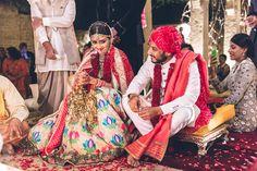 Karishma Jhalani and Ashwin Jain's 3-Day Wedding in Jaisalmer, India