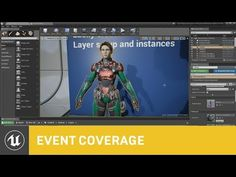 Showcasing Unreal's New Material Layering System | GDC 2018 | Unreal Engine - YouTube