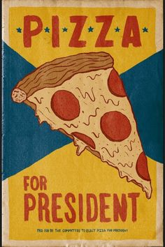 SERIOUSLY. #Pizza