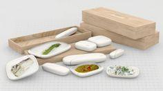 Emballage conceptuel pour un plateau repas en avion  Brotzeit par PostlerFerguson