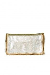 Stella McCartney - Borsa tracolla clutch Falabella :: Glamest Luxury Outlet Online Donna
