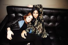 """Headlining Stockholm Fest, dropping a new single this month, raging against the status quo–the dance duohas big thangs on the horizon. Caroline Hjelt and Aino Jawo, aka Icona Pop, first got pulled into the spotlight in 2012 with the release of """"I Love It""""–a song thatgets hands wavin' in the airas much now as it..."""