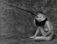 Kati Horna - Pez Espada, Mexico (Swordfish).  Kati Horna was a surrealist photographer, who lived in Mexico and was part of the surrealist scene of the 40s, 50s and 60s.