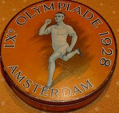 Olympische Spelen 1928 - Blik Olympiade Amsterdam