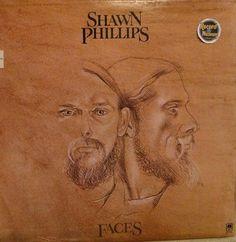 Shawn Phillips  - Faces CANADA 1972 Lp mint--
