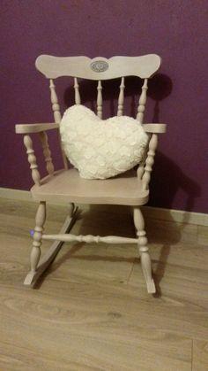 fauteuil voltaire enfant patin gris perle tapiss de lin gris. Black Bedroom Furniture Sets. Home Design Ideas