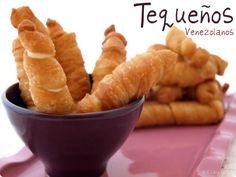 Tequeños. #Venezuela ( vía Revista Cocina y Vino)