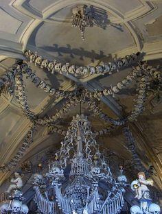 Kirche aus knochen, Prag