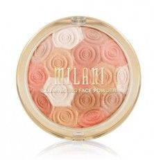 MILANI Illuminating Face Powder is a 3 in 1 product that will make you look great. Day? Night? Won't matter, will always work great for you.
