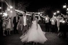 Elegant Backyard Wedding Ideas - Rustic Wedding Chic