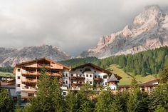 Hotel Rosa Alpina, Alta Badia, San Cassiano, Italy