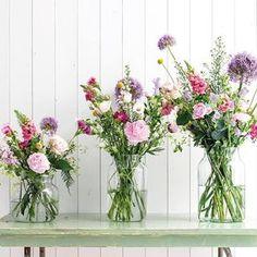 Waar wij nou echt vrolijk van worden? Juist, onze bloemen! Ontvang jij ze deze week? #flowers #fresh #happy