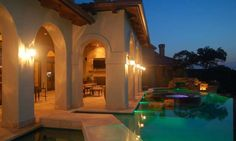 2008 parade home in rough hollow, lakeway | Design Visions