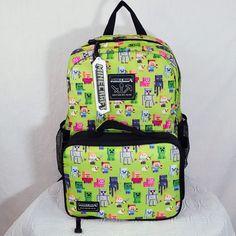 MINECRAFT Backpack for Kids 16