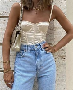 Adrette Outfits, Cute Casual Outfits, Fashion Outfits, Fashion Trends, Trendy Summer Outfits, Black Outfits, Urban Outfits, Casual Summer, Stylish Outfits
