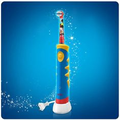 Oral-B PRO + Stages Power Kids Disney Mickey Mouse elektrische tandenborstels Disney Mickey Mouse, Outdoor Decor, Kids, Unique, Design, Teeth, Products, Children, Human Height