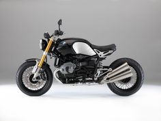 BMW R nineT Transport Bike Black