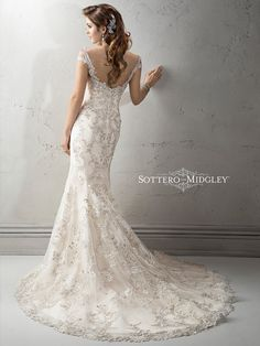Sottero and Midgley | Precious Memories Bridal Shop, Etienne dress  Formalwear, Accessories, and Tuxedos.