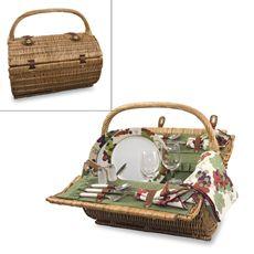 Barrel Picnic Basket. $69.99