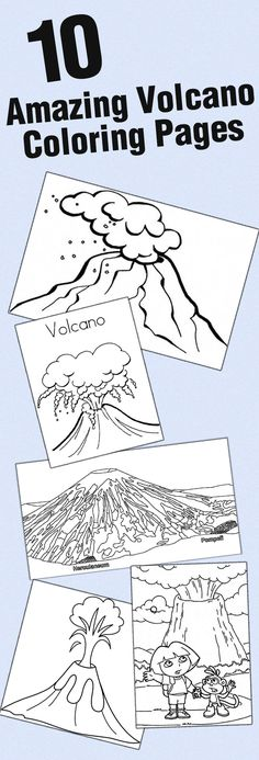 10 Free Printable Volcano Coloring Pages Online 10 Amazing Volcano Coloring Pages To Keep Your Little One Amazing Volcano Coloring Pages To Keep Your Little One Busy Volcano Activities, Learning Activities, Kids Learning, Activities For Kids, Landscape Photography, Scenic Photography, Night Photography, Landscape Photos, Photography Tips