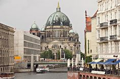 Berliner Dom, Berlin - click to see more and experience Berlin with lilmissboho.com