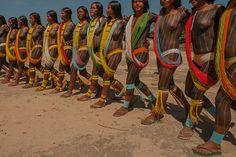 Under Siege in the Amazon: Help the Kayapo