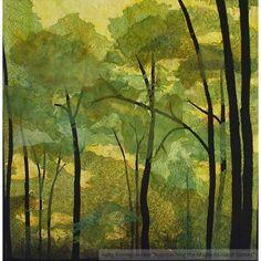 "Patty Koenigsaecker © ""Approaching the Maple Glade at Sunset"""
