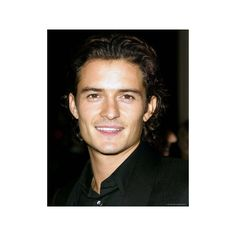 Orlando Bloom Photo (14 AUD) ❤ liked on Polyvore featuring home, home decor, frames, flower stem and flower home decor