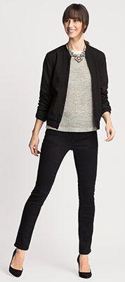 Sklep internetowy C&A | Sweter, kolor:  srebrny | Dobra jakość w niskiej cenie