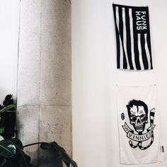 Studio flags #ByFunkhaus