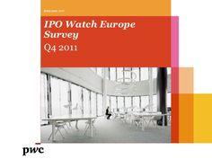 L'étude de PwC sur les introductions en bourse en Europe en 2011.