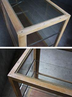 ガラスショーケース/パンケース - ZEROMILE