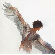 Trendy Ideas For Bird Wings Drawing Illustration Design Reference Art Sketches, Art Drawings, Character Design Inspiration, Pretty Art, Aesthetic Art, Art Inspo, Amazing Art, Awesome, Art Reference
