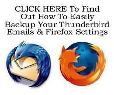 How to Easily Backup Your #Thunderbird Emails & #Firefox Settings  www.ebay.co.uk/...