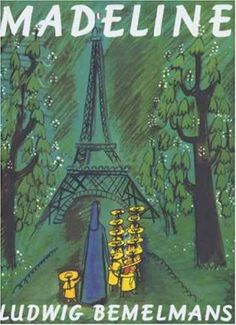 Madeline - In an old house in Paris that was covered with vines...love this book inspiration for Maddie's name
