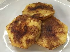 Ananas miele e cannella al forno #abacagi #honey #ananasmieleecannella