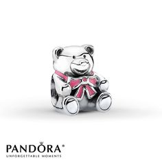 Pandora Charm Its a Girl  Sterling Silver