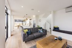 1 Lockheed Street, Hobsonville, Auckland. Jennian Homes North & West Display Home.