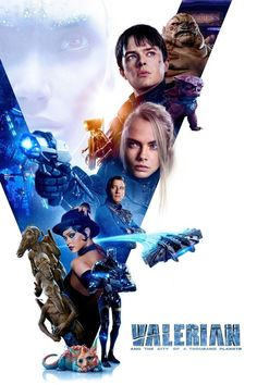 Valerian and the City of a Thousand Planets Full Movie Streaming HD
